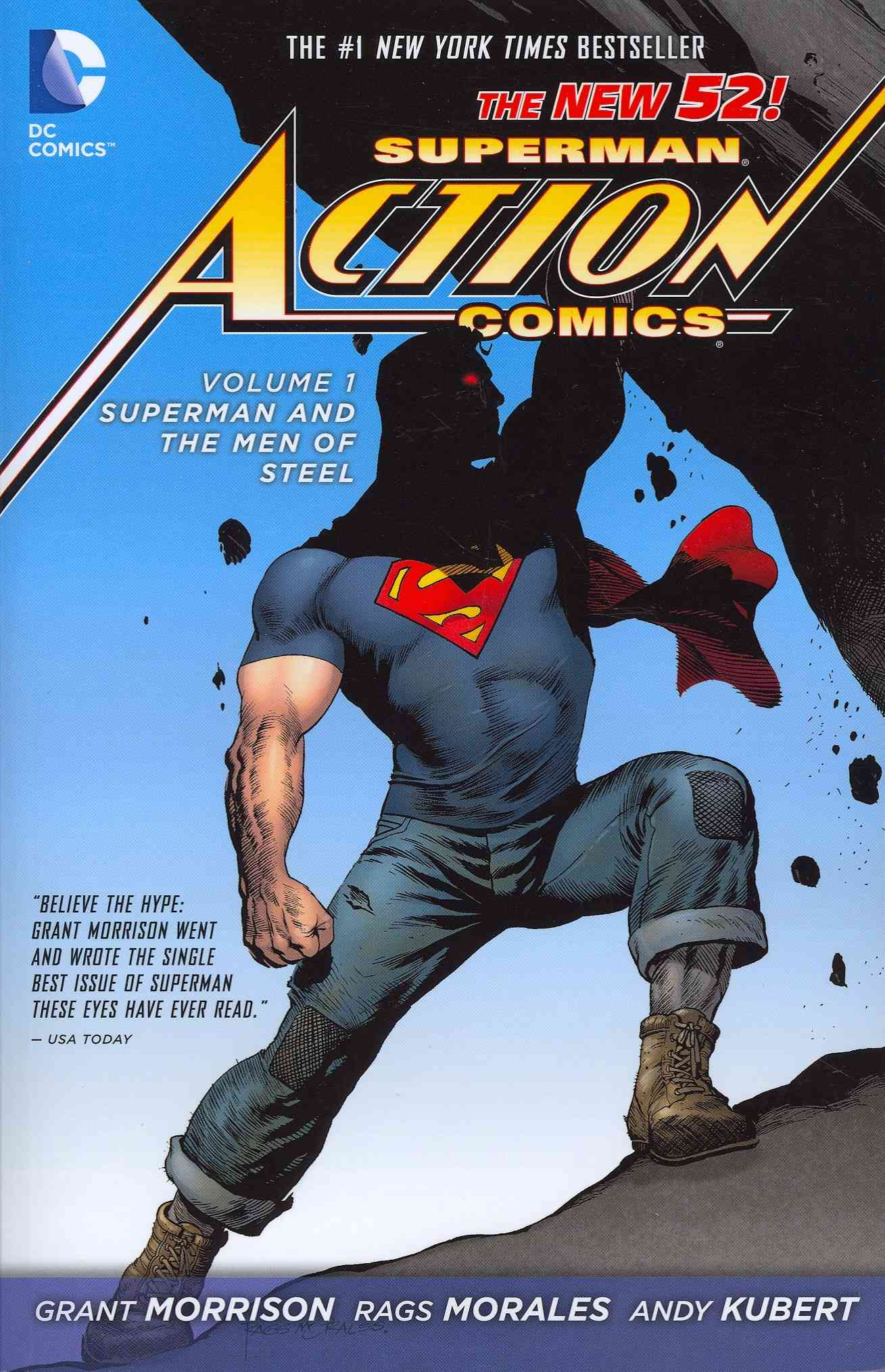 Superman - Action Comics 1 By Morrison, Grant/ Morales, Rags (ILT)/ Kubert, Andy (ILT)